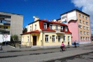 Dom rodzinny Ryszarda Kapuścińskiego