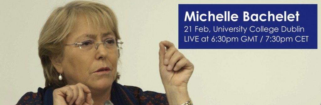 Michelle Bachelet, szefowa UN Women, b. prezydent Chile