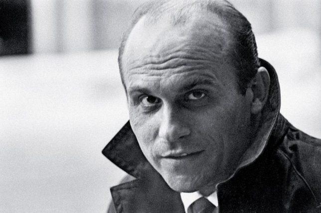 Ryszard Kapuściński w latach 60