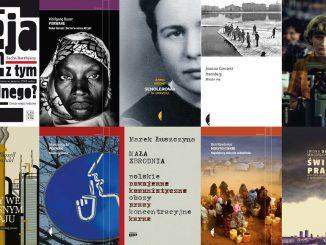 Lista 10 książek nominowanych do Nagrody Kapuścińskiego 2018